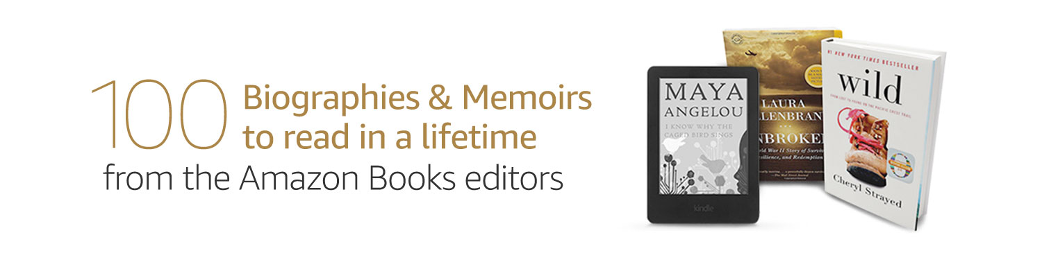 100 biographies and memoirs to read in a lifetime