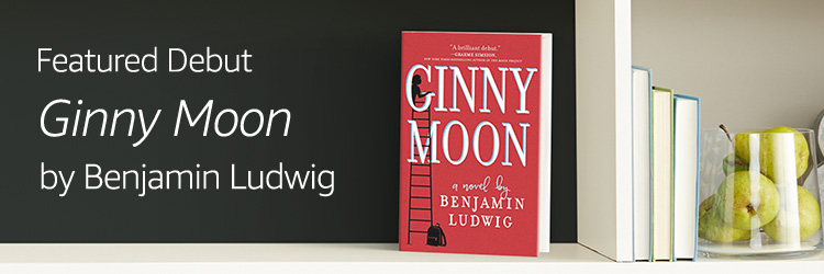 Featured Debut: Ginny Moon by Benjamin Ludwig