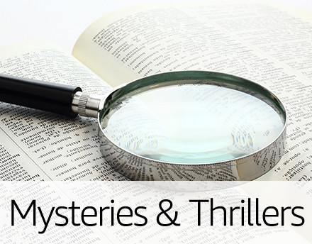 Best of the Year So Far: Mysteries and Thrillers