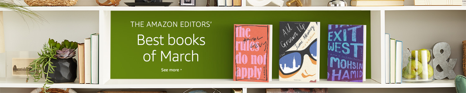 Best books of March