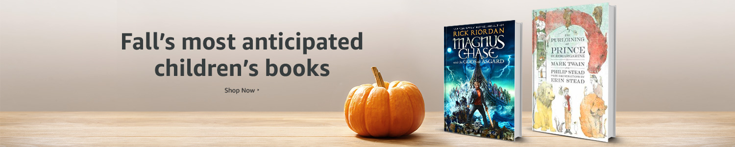 Fall's most anticipated children's books