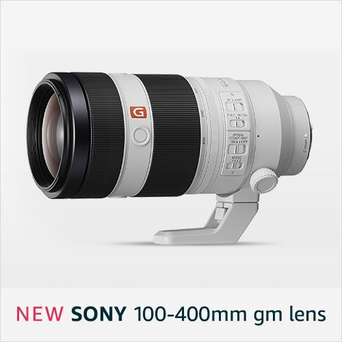 New Sony 100-400mm GM lens