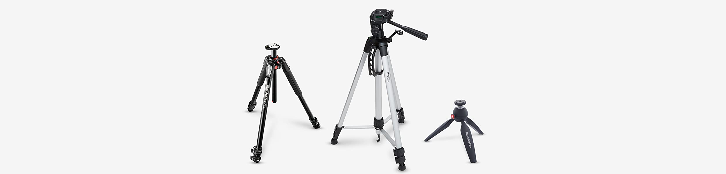 Top rated camera tripods