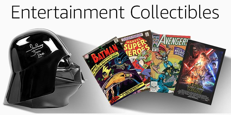 Entertainment Collectibles