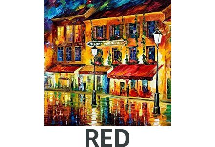 Red Fine Art