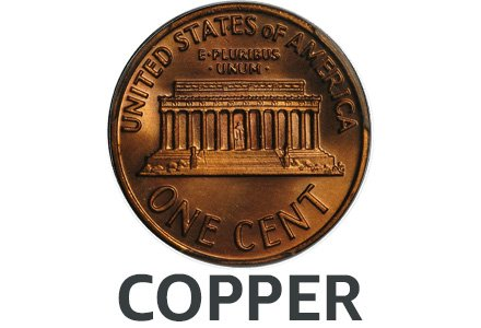 Copper Collectible Coins