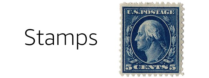 Stamp Collectibles