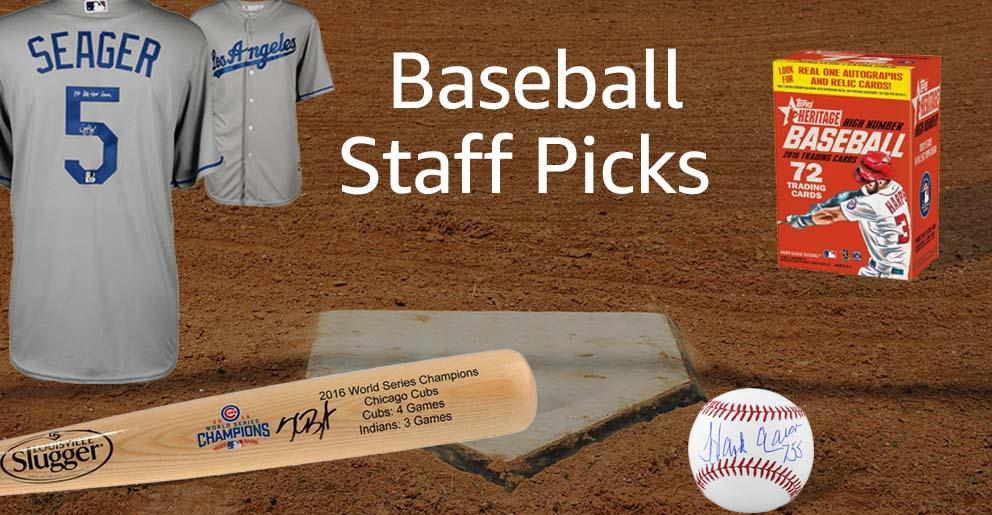Amazon Collectibles: Staff Picks
