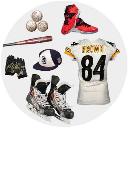 Amazon Collectibles:Game Used