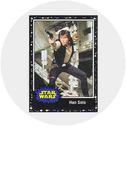 Amazon Collectibles: Hans Solo
