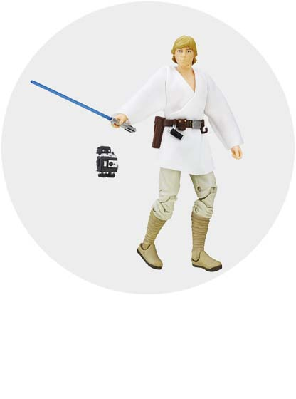 Amazon Collectibles: Luke Skywalker