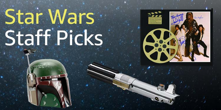 Amazon Collectibles: Star Wars Staff Picks