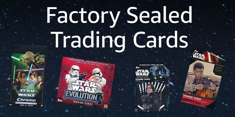 Amazon Collectibles: Factory Sealed Cards