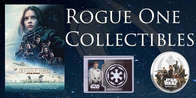 Amazon Collectibles: Rogue One
