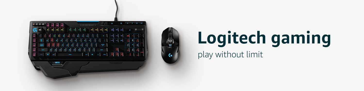 Logitech gaming - play without limit