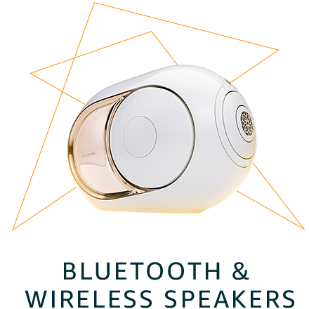 Bluetooth & Wireless Speakers