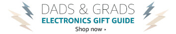 Electronics Gift Guide: Dads and Grads