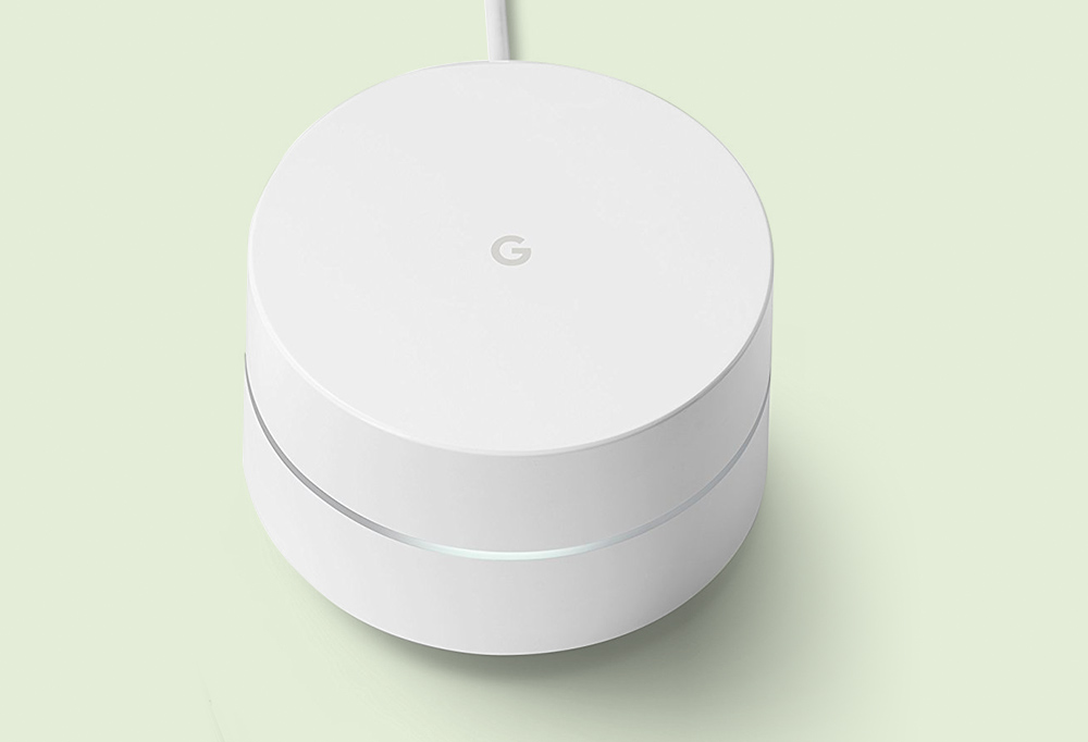 Top Gifts For Christmas 2016 For Her Part - 46: Google WiFi System (Set Of 3)