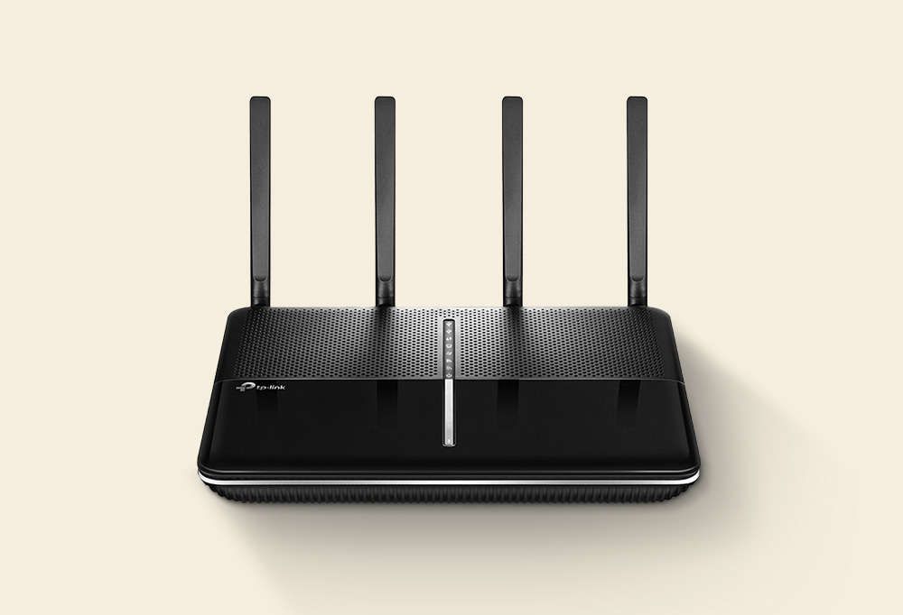 TP-Link Wi-Fi Streaming & Gaming Router