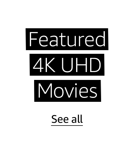 Featured 4K UHD Movies - See All