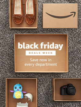 Black Friday Deals Week, Save now in every department