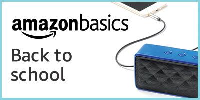 Back to School with Amazon Basics