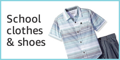 School clothes & shoes for boys