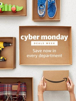 Cyber Monday Deals Week, Save Now in every department