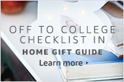 Off to College checklist in Home Gift Guide