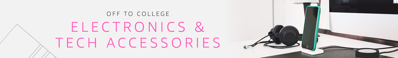 Electronics & Tech Accessories