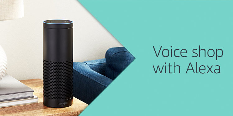 Alexa Voice Shopping Benefit