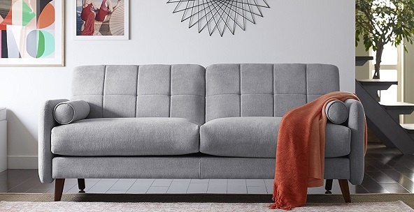 Living Room Sofas and Couches. Living Room Furniture   Amazon com