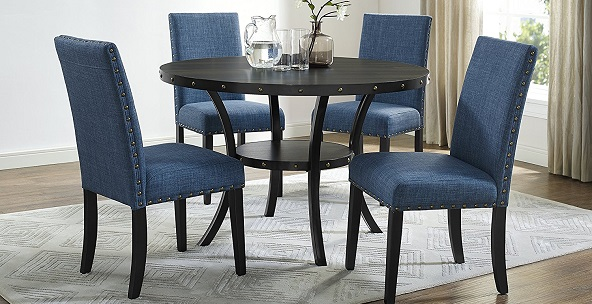 modern contemporary dining room furniture. Dining Table and Chair Sets Furniture  Amazon com