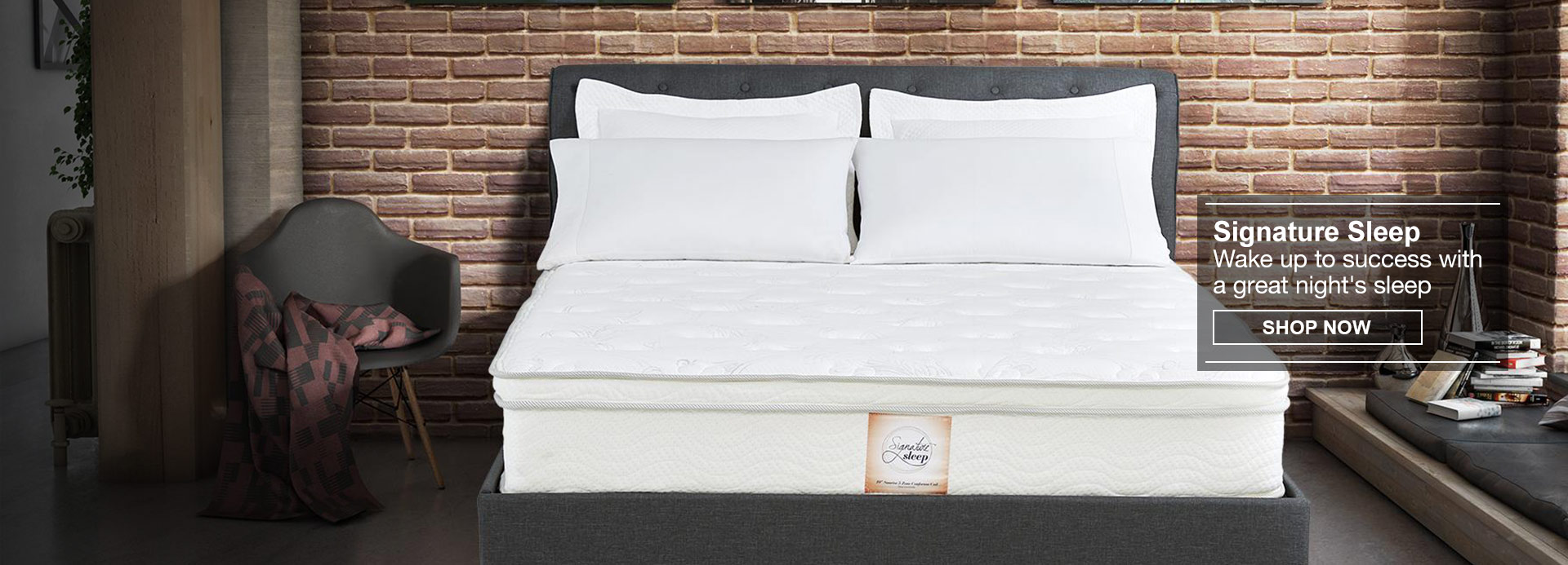 Signature Sleep Mattresses