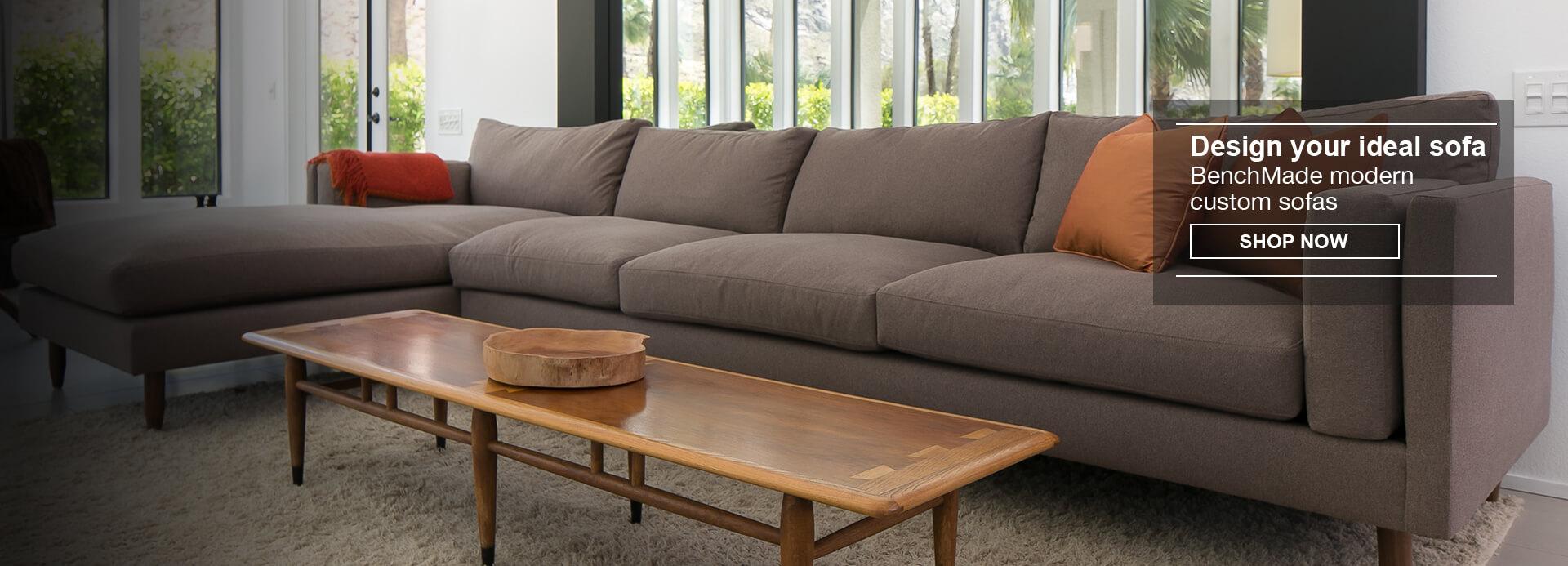 furniture amazon com benchmade modern sofas