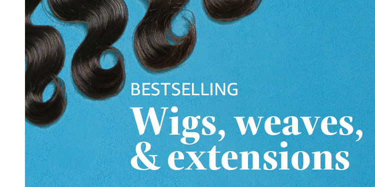 Wigs and weaves
