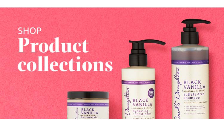 Shop product collections