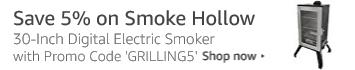 Save on Smoke Hollow 30-Inch Digital Electric Smoker