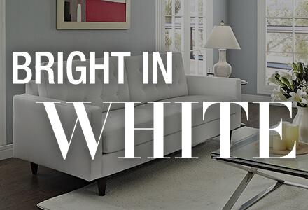 Bright in White
