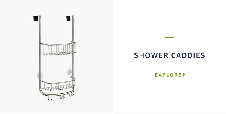 Shower caddies