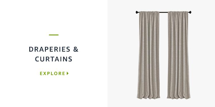Draperies & Curtains