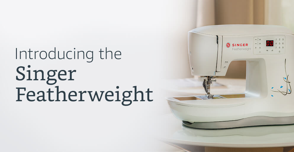 Introducing the Singer Featherweight