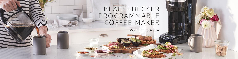 Black + Decker Coffee Maker