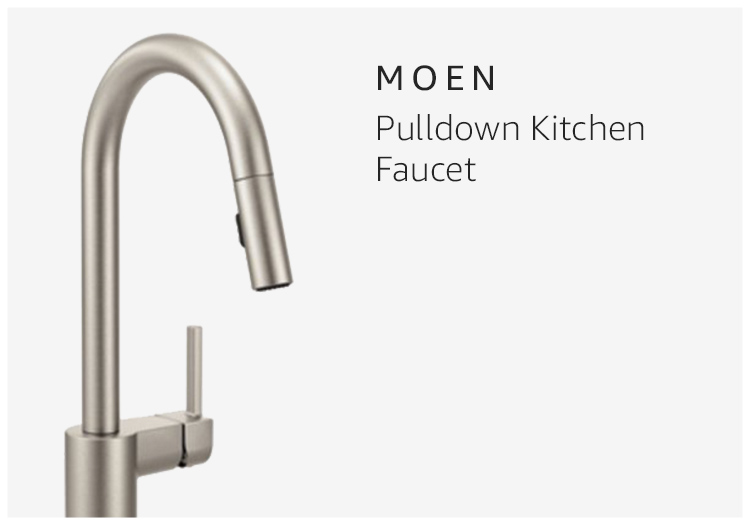 Moen Pulldown Kitchen Faucet
