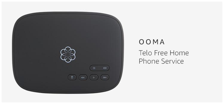 OOMO Telo Free Home Phone Service