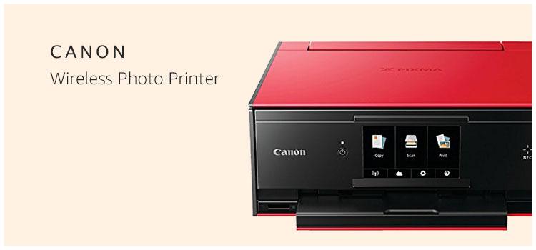 Canon Wireless Photo Printer