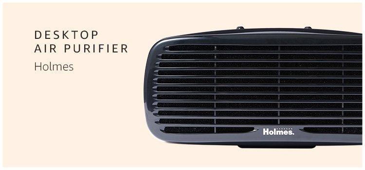 Desktop Air Purifier Holmes