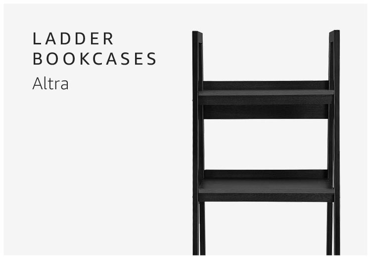 Altra Ladder Bookcases