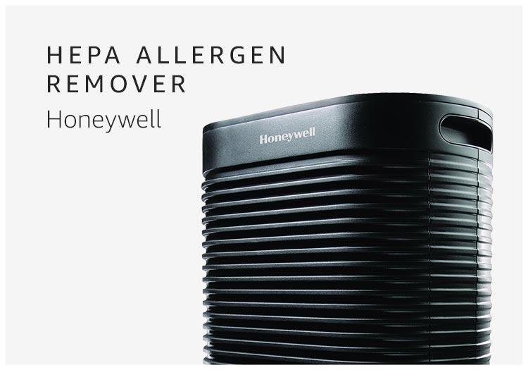 Honeywell HEPA Allergen Remover
