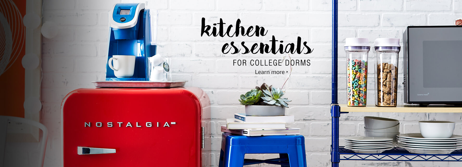 OFF TO COLLEGE IN HOME GIFT GUIDE